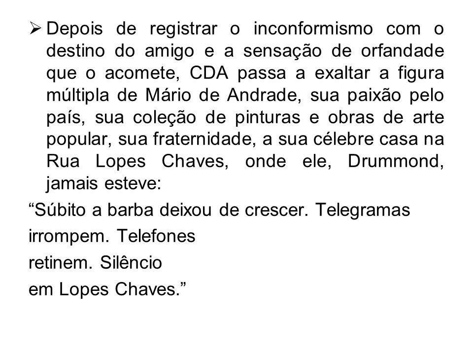 6.A Homenagem - Canto ao homem do povo Charlie Chaplin.