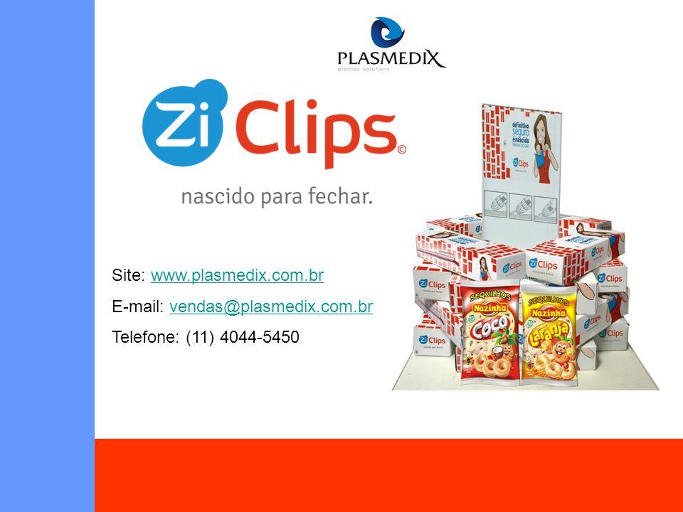 Site: www.plasmedix.com.brwww.plasmedix.com.br E-mail: vendas@plasmedix.com.brvendas@plasmedix.com.br Telefone: (11) 4044-5450