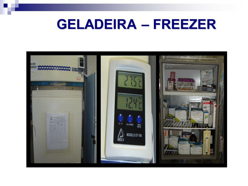 GELADEIRA – FREEZER
