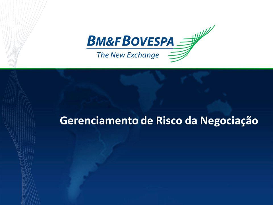 Título da apresentação Gerenciamento de Risco da Negociação