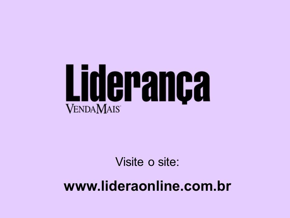 Visite o site: www.lideraonline.com.br