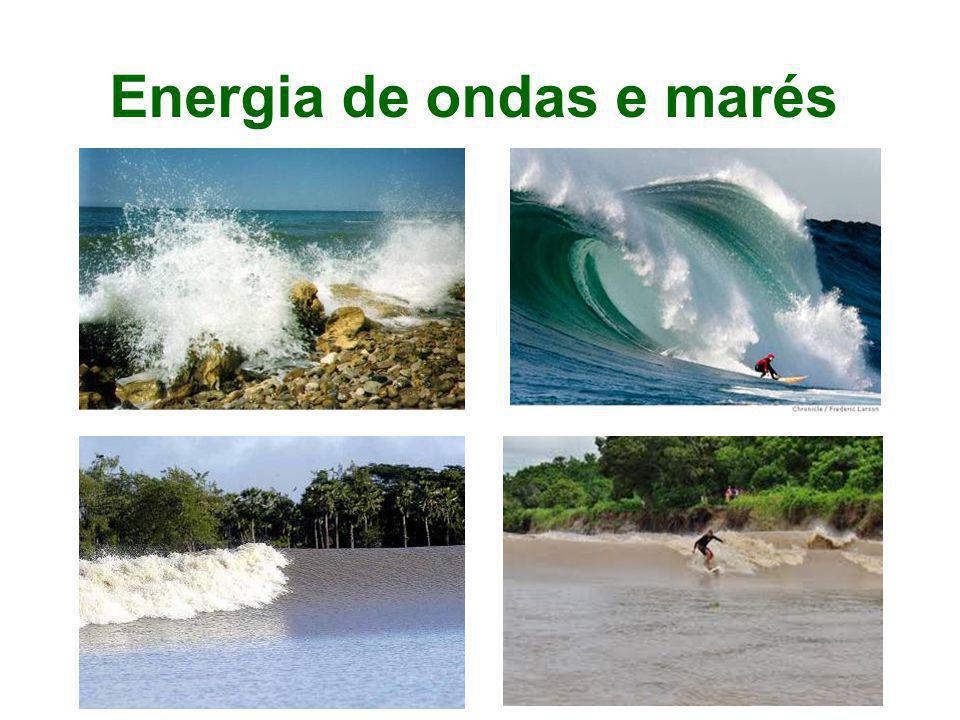 Energia de ondas e marés