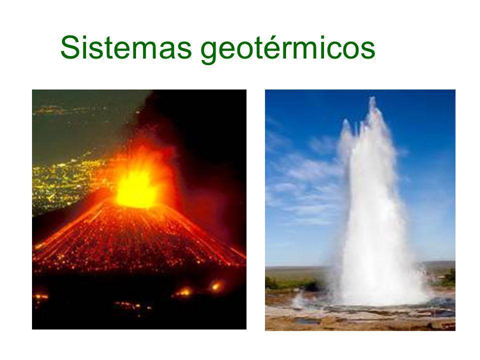 Sistemas geotérmicos