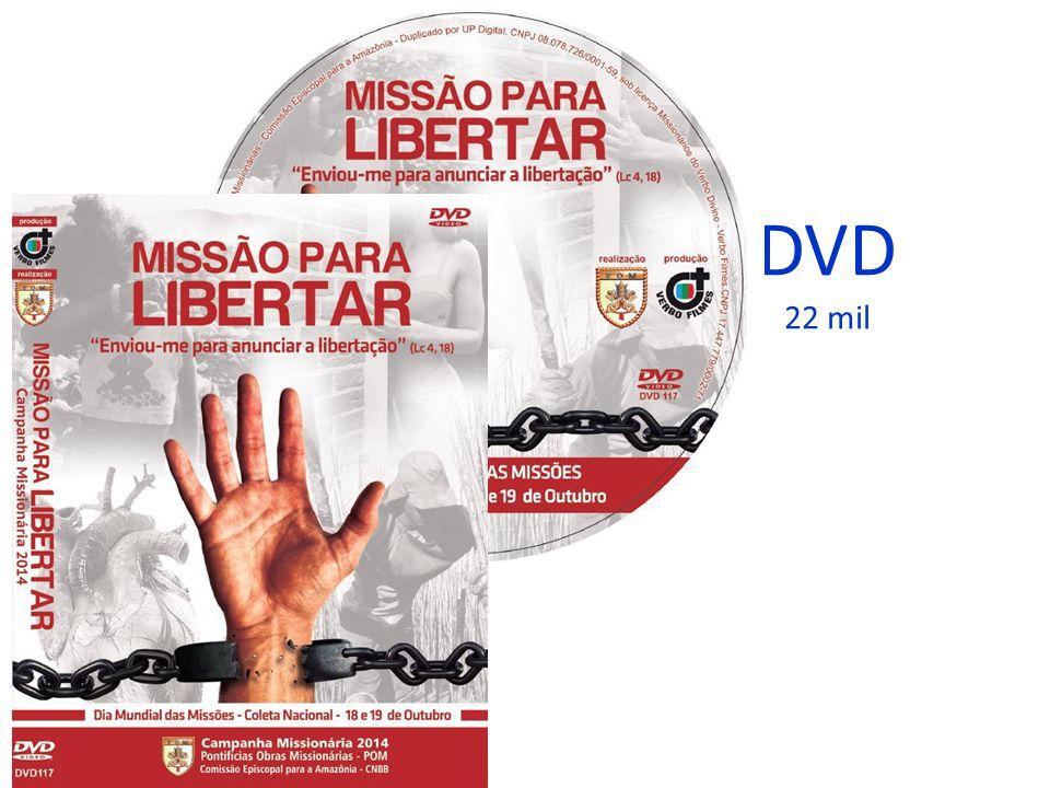 DVD 22 mil