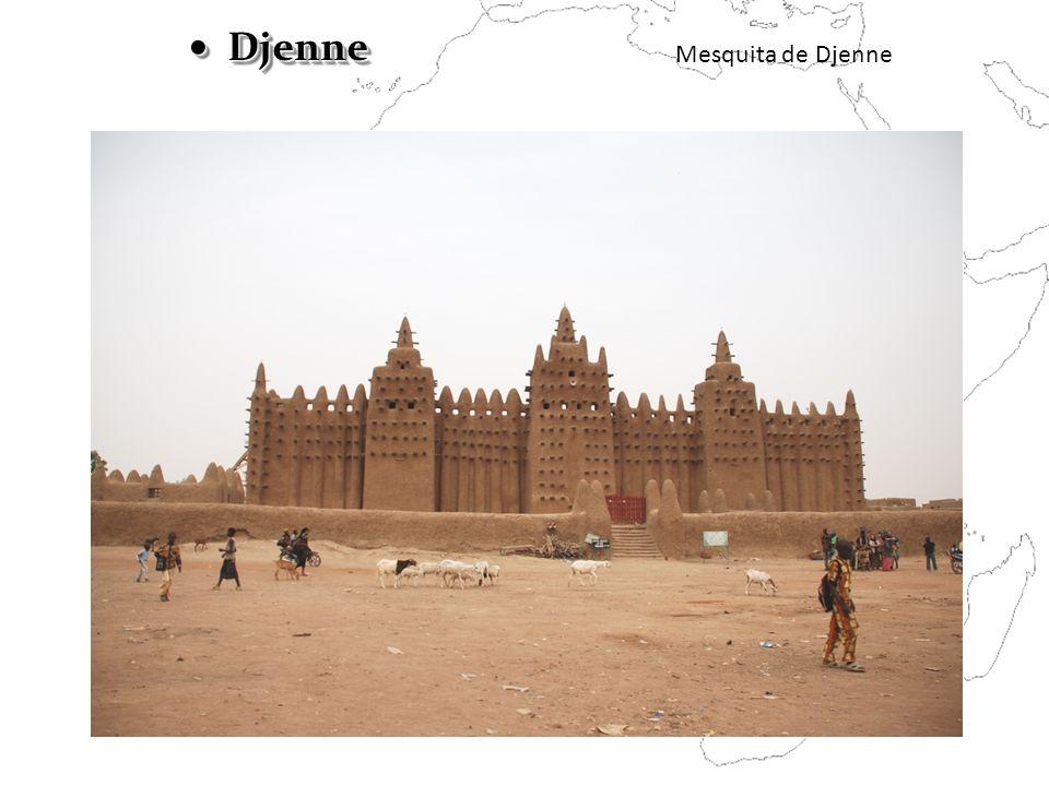 Djenne Mesquita de Djenne