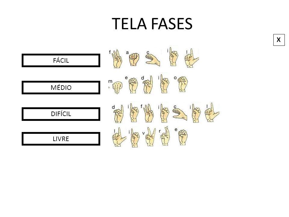 TELA FASES X MÉDIO DIFÍCIL LIVRE FÁCIL