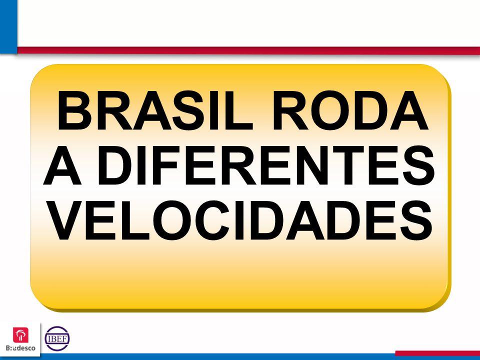 858585 8585 BRASIL RODA A DIFERENTES VELOCIDADES