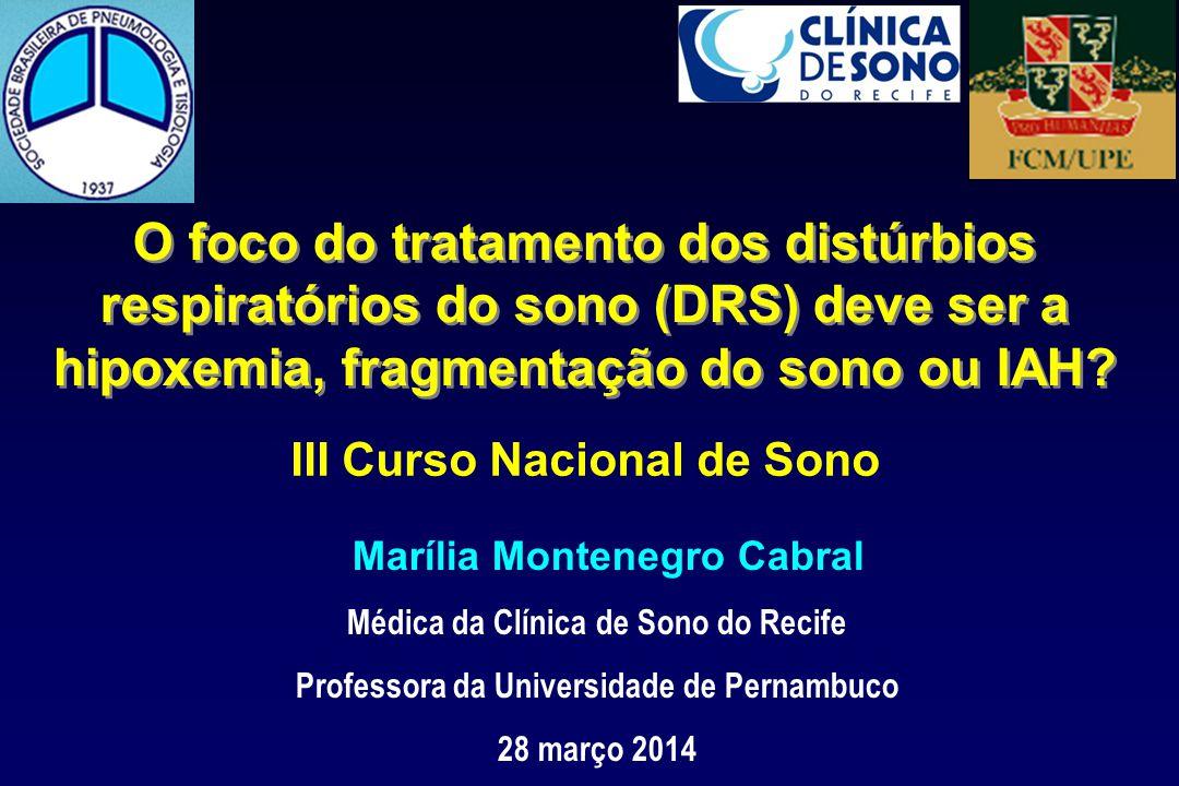Lorenzi-Filho G, AJRCCM, 2005 Espessamento camada intima carótida ControleApneia leve a moderada Apneia grave Apneia Obstrutiva do Sono e Aterosclerose