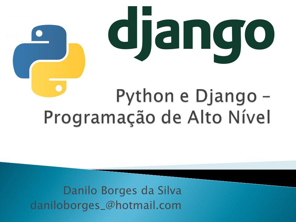Danilo Borges da Silva daniloborges_@hotmail.com