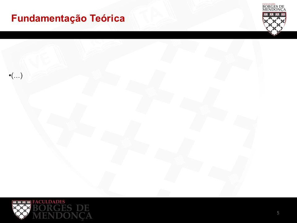 Fundamentação Teórica (...) 5
