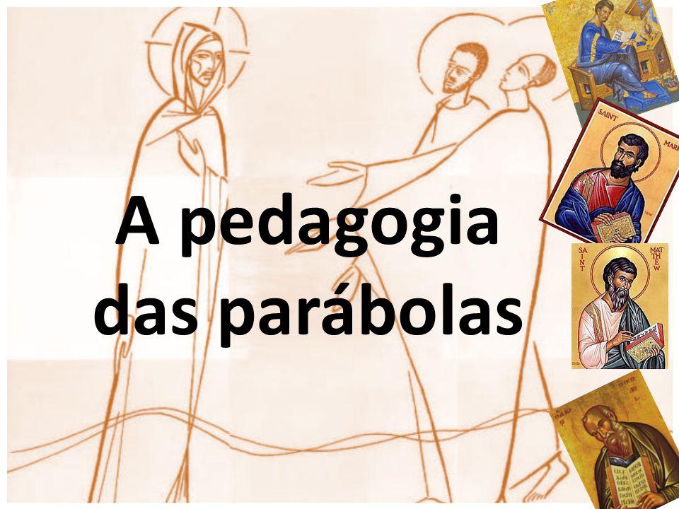 A pedagogia das parábolas