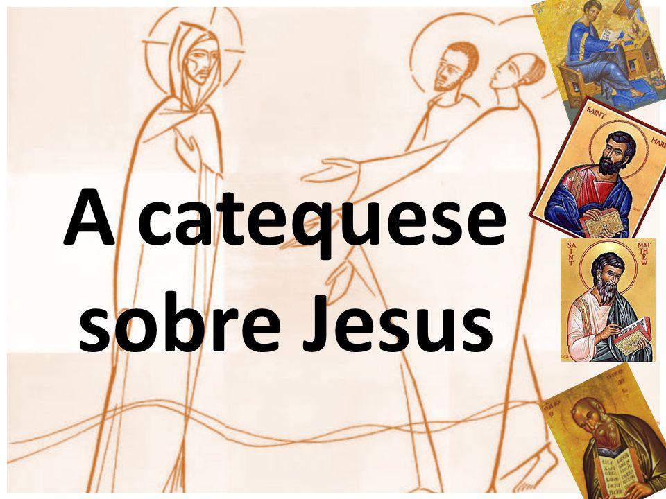 A catequese sobre Jesus deve levar nossos interlocutores desde o Quem é Jesus? (Mc 4,41), até a experiência de proclamar Tu és o messias, o filho do Deus vivo (Mt 16,15-17).