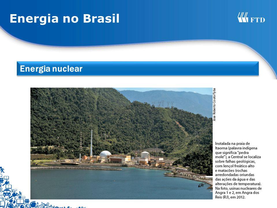 Energia no Brasil Energia nuclear