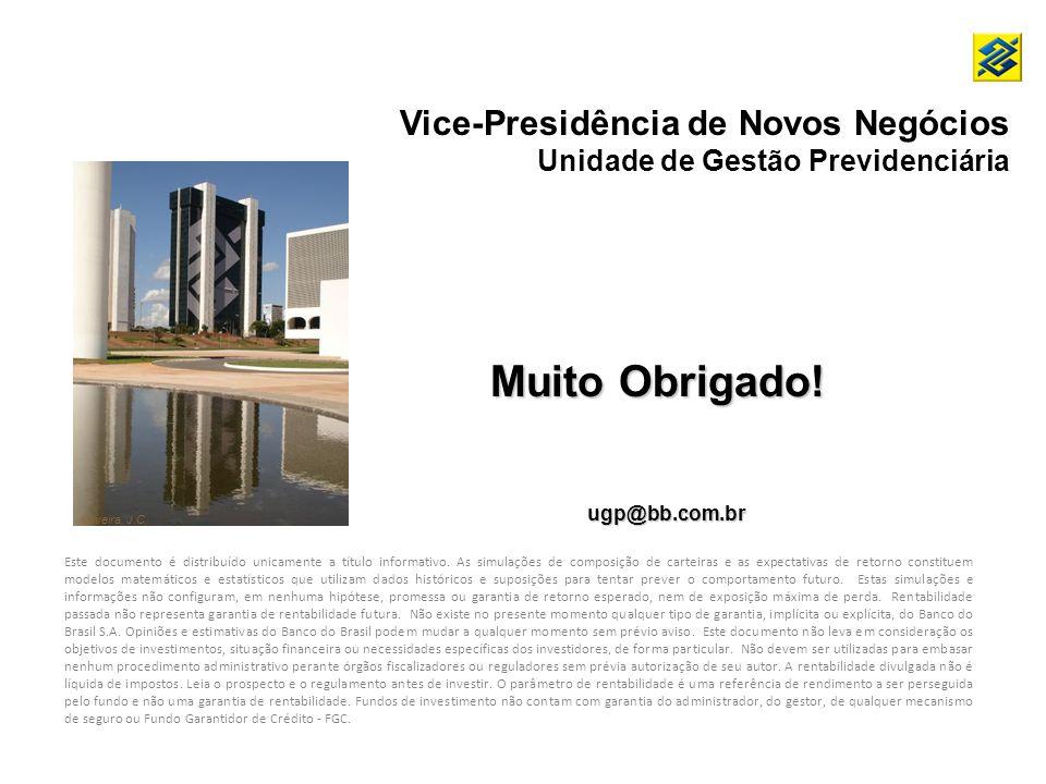Muito Obrigado. Oliveira, J.C.