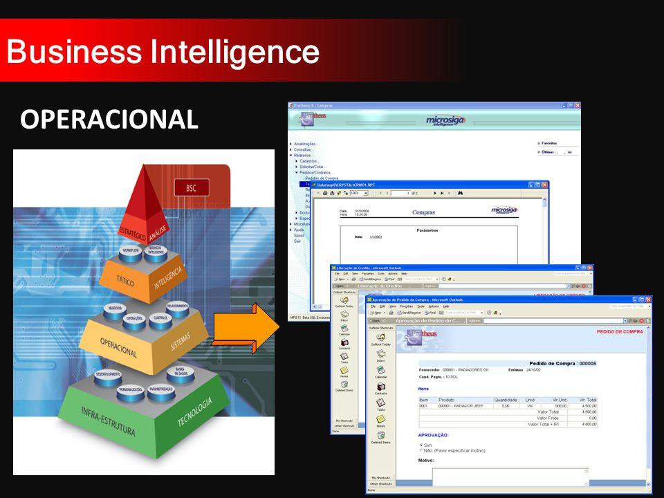 Business Intelligence OPERACIONAL