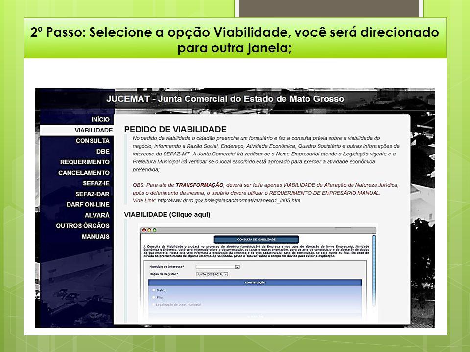 Nesta tela você deverá preencher os campos com o protocolo de Viabilidade válida para trâmite na Junta Comercial e o DBE;