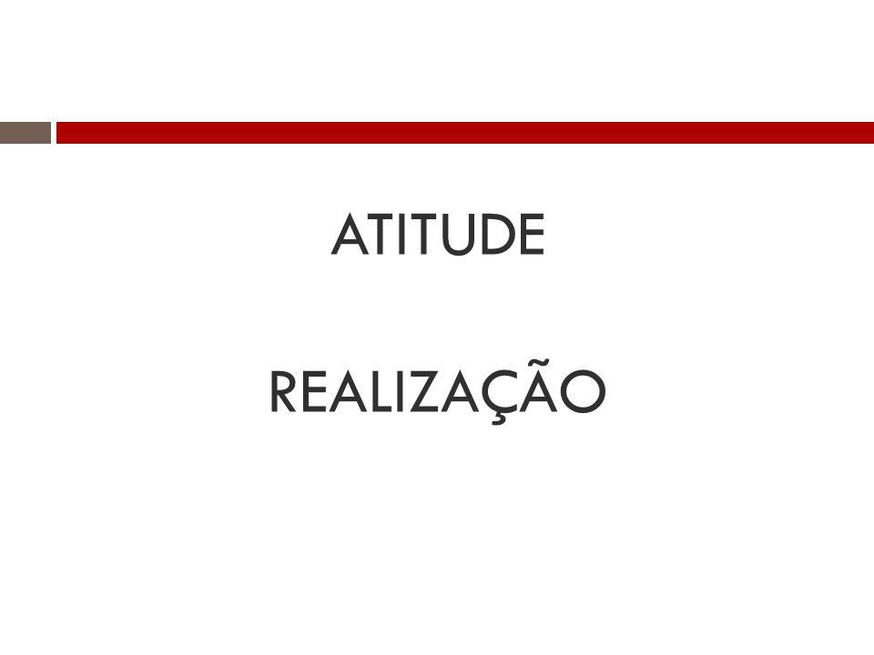 ATITUDE REALIZAÇÃO