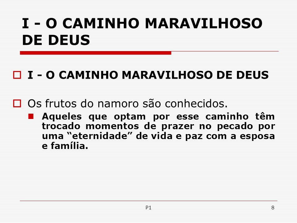 P6139 XIV - CHECANDO A MATURIDADE PARA O CASAMENTO.