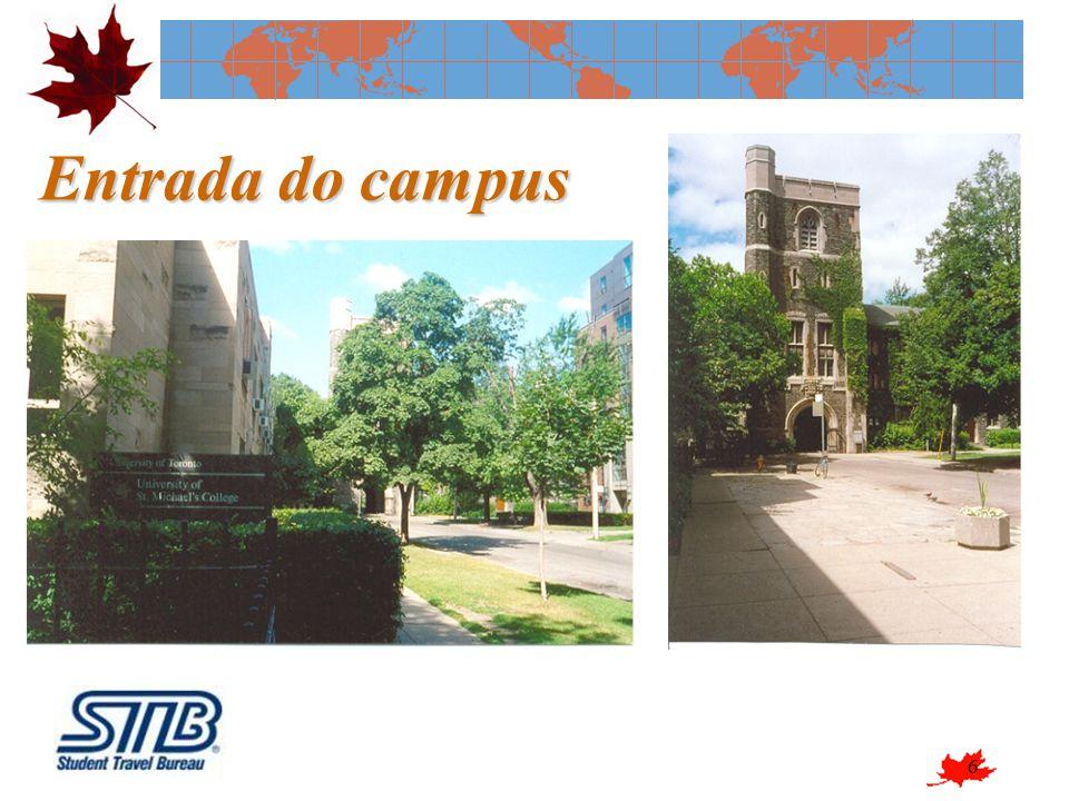 6 Entrada do campus