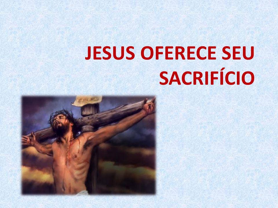  A obra prima (ser humano) de Deus corrompeu-se. Jesus Cristo morreu para nossa salvação .