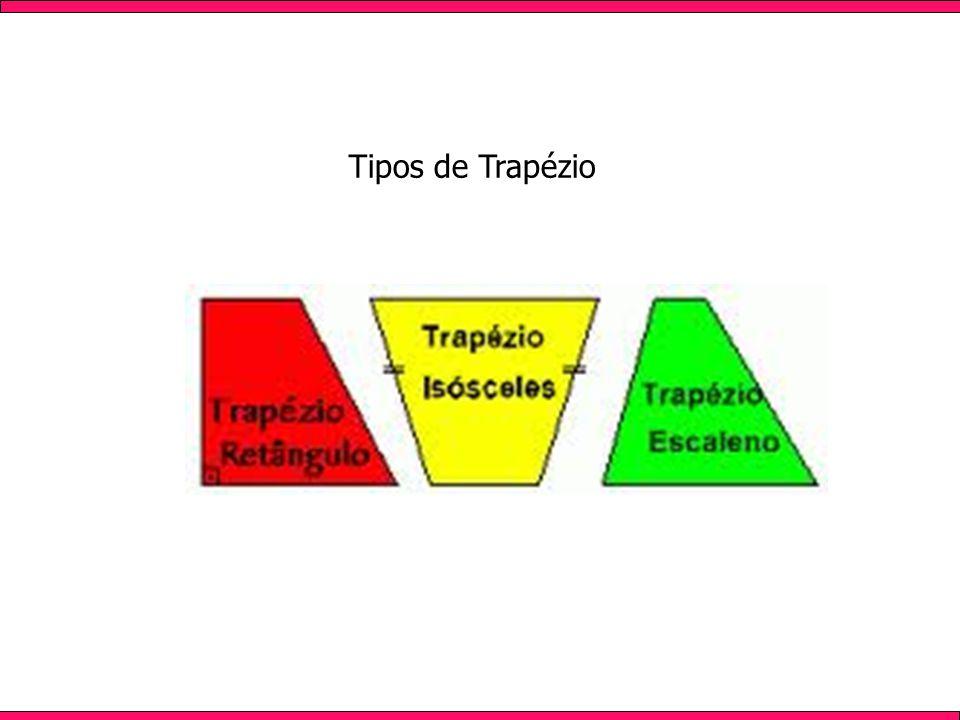 Tipos de Trapézio