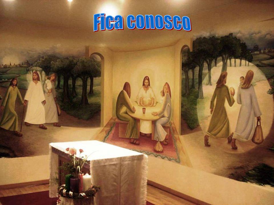 - E PARTEM LOGO para anunciar a descoberta aos irmãos e, junto com eles, proclamam a fé: O Senhor ressuscitou. A Proclamação da alegria pascal não pode esperar o dia amanhecer...