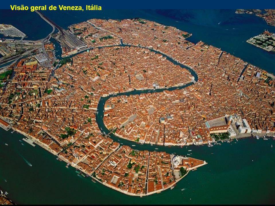 Lagoa de Veneza, Itália