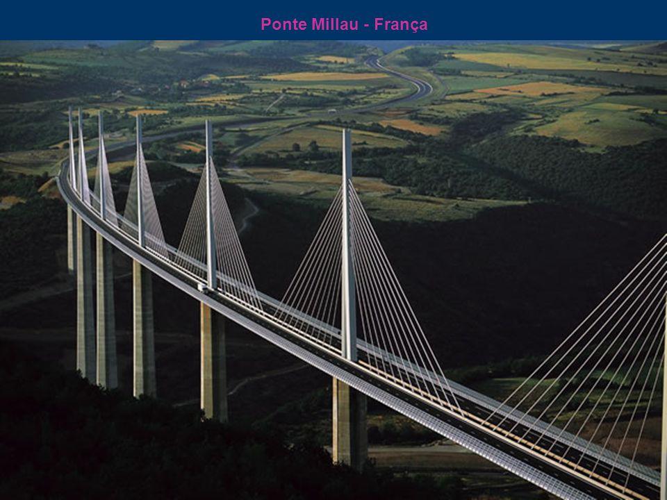 Ponte Millau - França