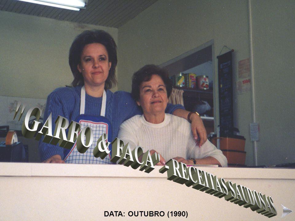 DATA: OUTUBRO (1990)