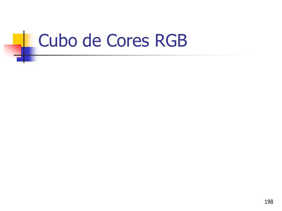 198 Cubo de Cores RGB