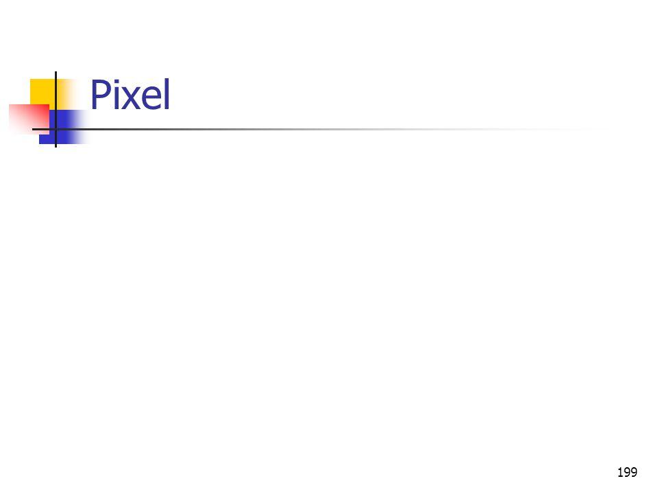199 Pixel