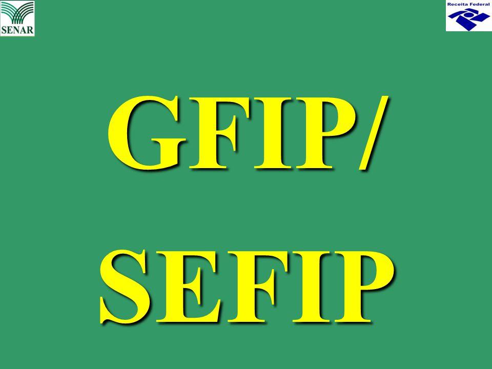 GFIP/SEFIP
