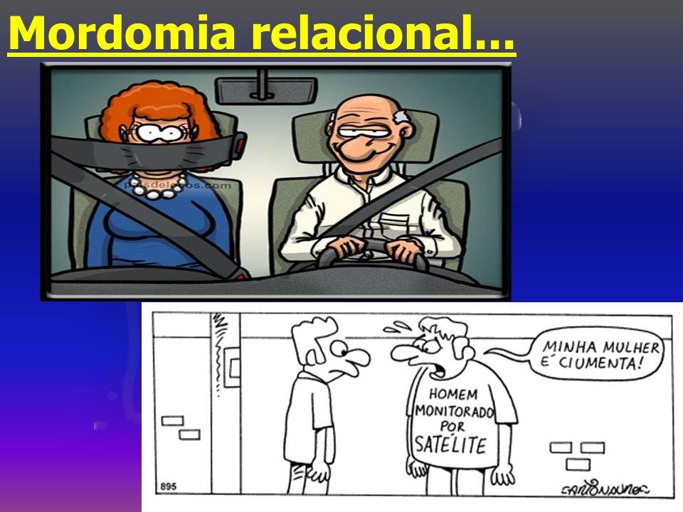 Mordomia relacional...