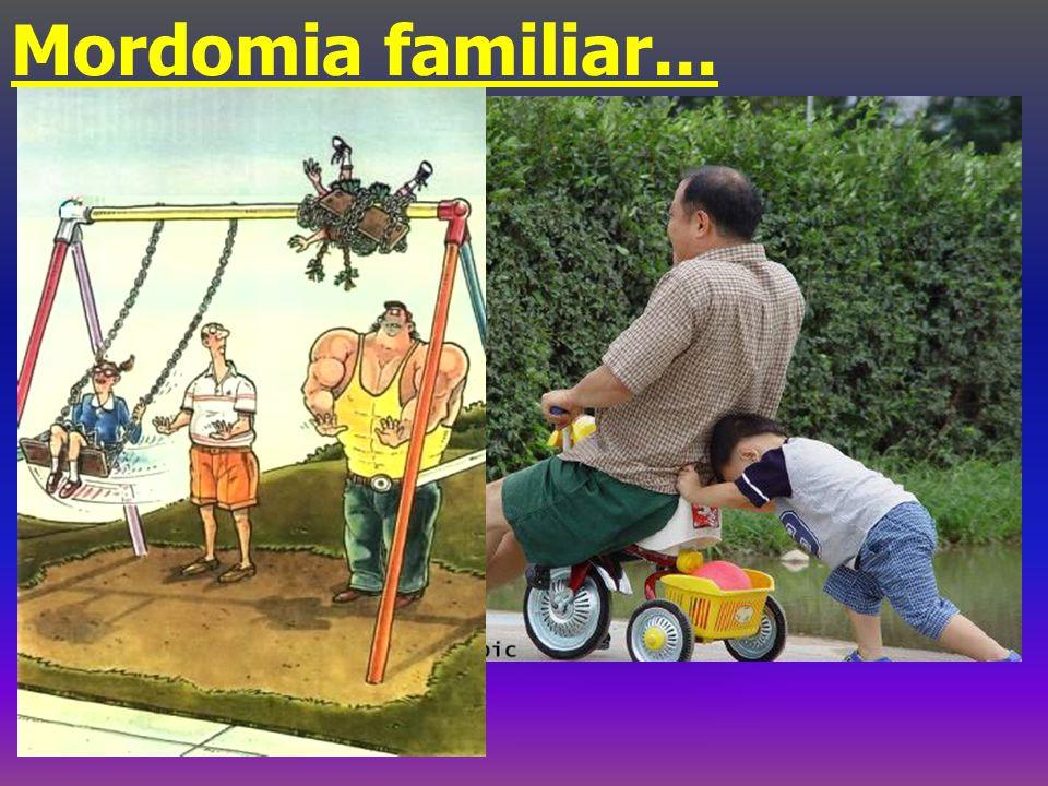 Mordomia familiar...