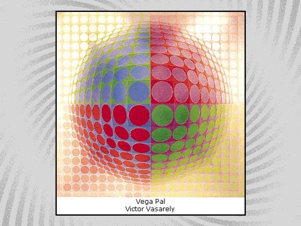 Victor Vassarely – Opus 2604