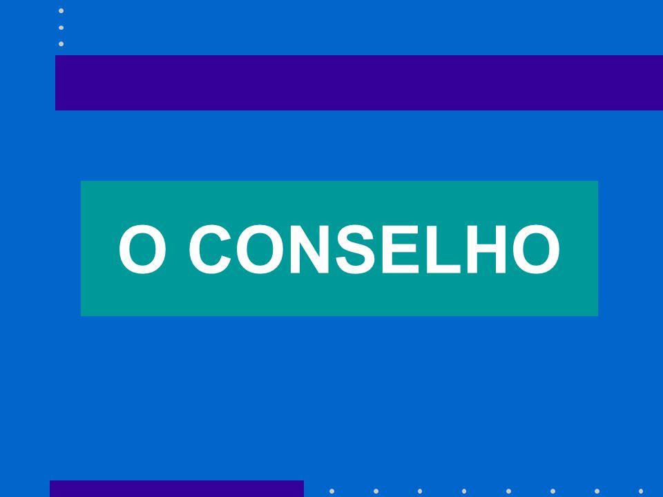 O CONSELHO