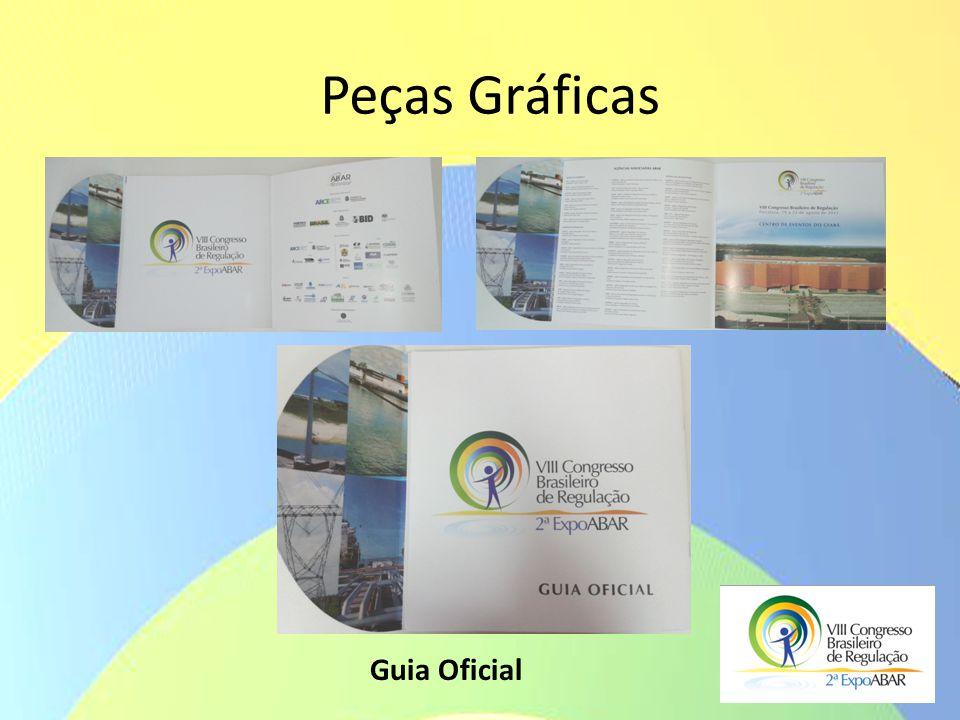Peças Gráficas Guia Oficial