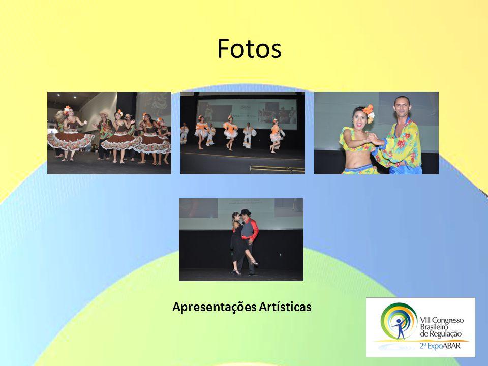 Fotos Apresentações Artísticas