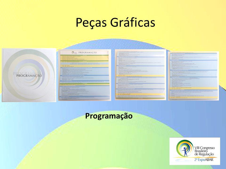 Peças Gráficas Programação