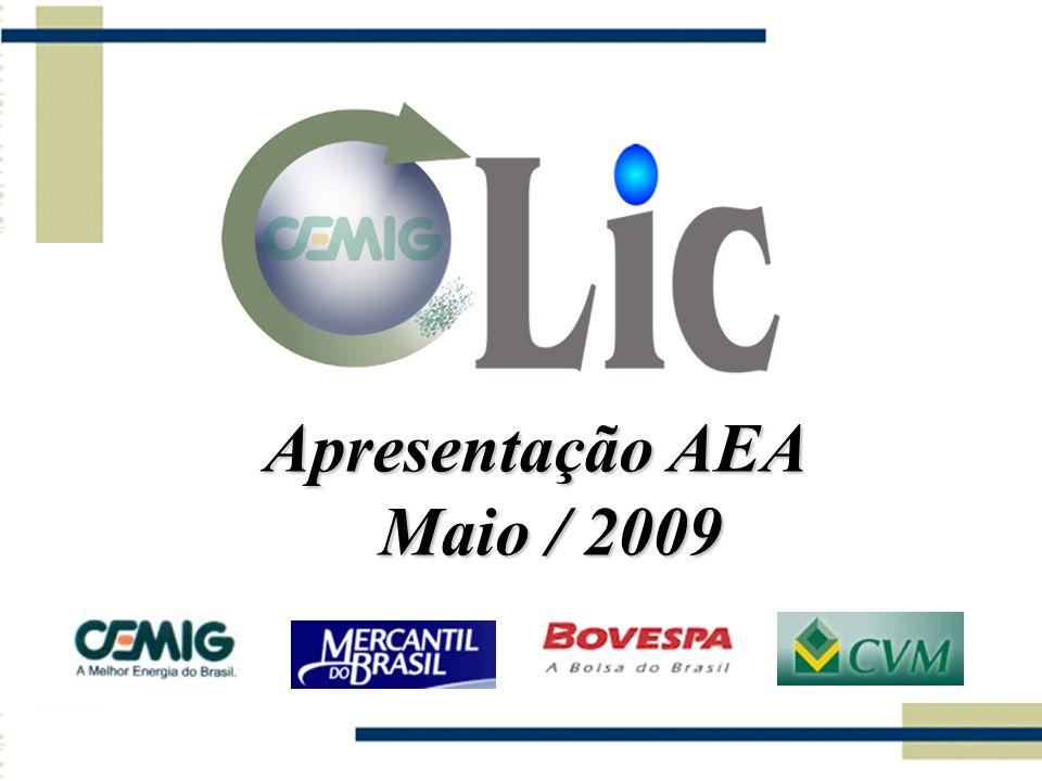 Apresentação AEA Maio / 2009 Maio / 2009