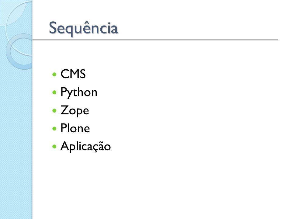 ______________________________________________ ZPT na prática É possível ter mais de uma instrução numa única tag HTML, nesse caso eles são executados na seguinte ordem: 1 - define 2 - condition 3 - repeat 4 - content ou replace 5 - attributes 6 - omit-tag