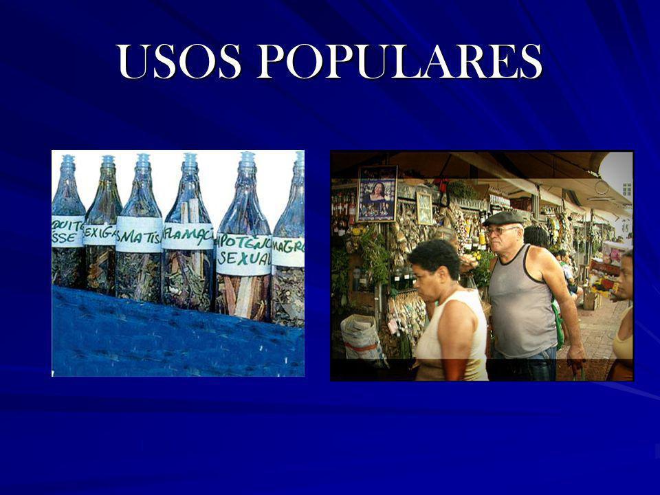 USOS POPULARES
