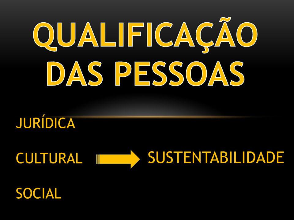 JURÍDICA CULTURAL SOCIAL SUSTENTABILIDADE