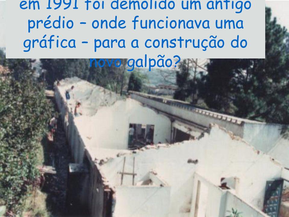 só em 1994 O Mílite ganhou capa e se tornou revista?
