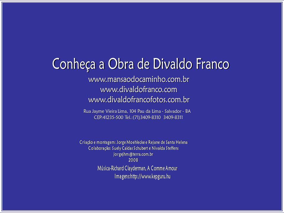 Divaldo Franco, em 2008, completou 81 anos de idade e 61 anos de oratória.