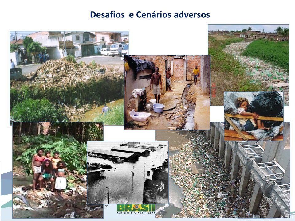 www.funasa.gov.br www.facebook.com/funasa.oficial twitter.com/funasa 2 Desafios e Cenários adversos