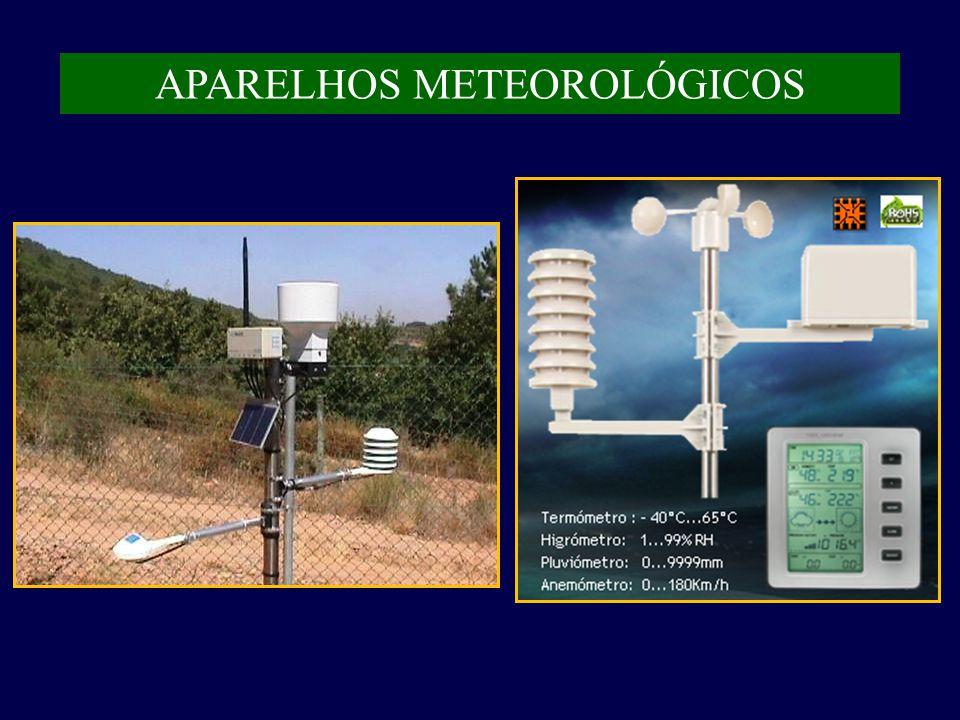 APARELHOS METEOROLÓGICOS