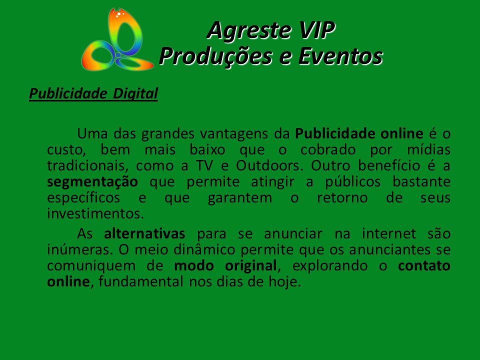 Comparativo de acessos do Agreste VIP Produções e Eventos Agreste VIP Produções e Eventos