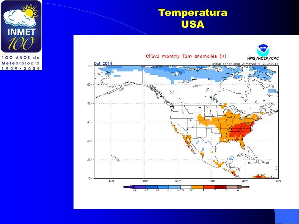 Temperatura USA