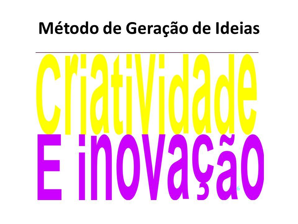 Método de Geração de Ideias